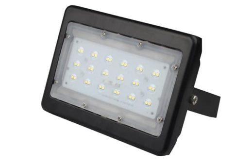 50W LED Flood light great for illuminating scenes, buildings, yards, signs, monuments work zones.