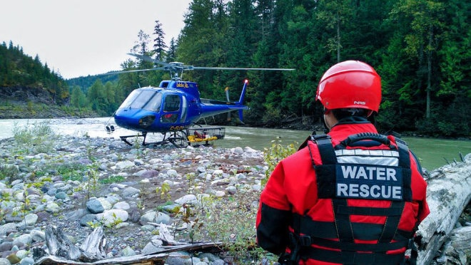 Terrace S.A.R. Swift Water Rescue