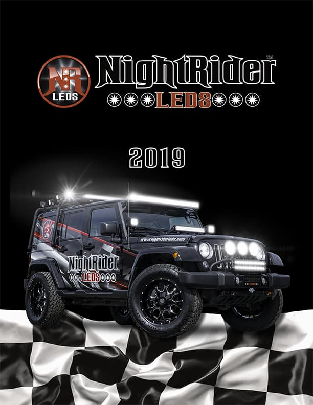 2019 NightRider LEDS Full Product Catalogue