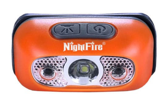 NightFire® 500C Front View