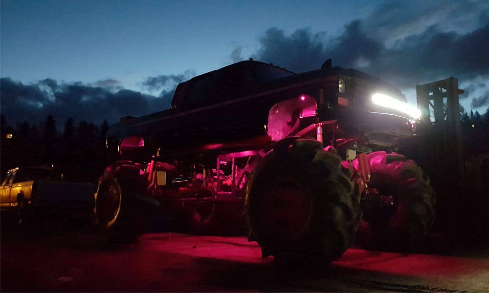 Mudbogger with Rocklights - Mobile